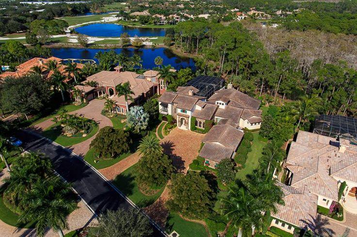 2,495,000 15151 Brolio Ln, Naples, FL, Florida 34110