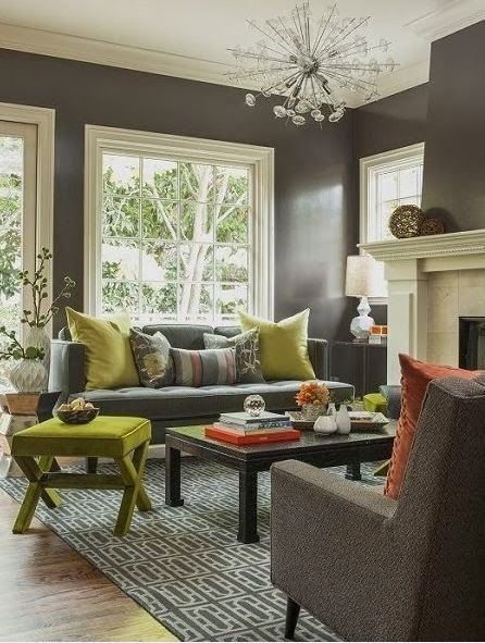 South Shore Decorating Blog: Weekend Roomspiration (#7). There is something about this color palette that is very soothing.