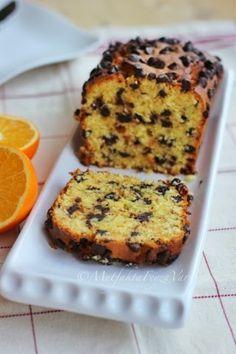 mutfakta Feyza var: Damla Çikolatalı Portakallı Pratik Kek