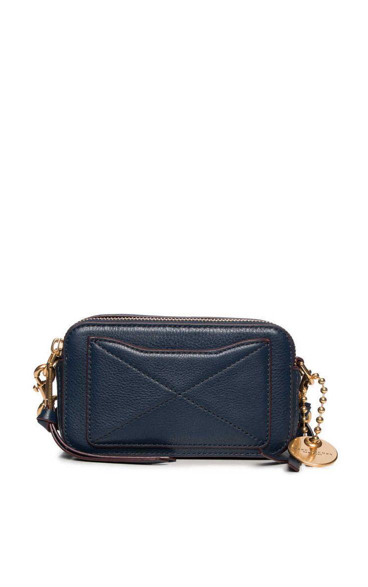 Axelremsväska Recruit Camera Bag NAVY BLUE - Marc Jacobs - Designers - Raglady