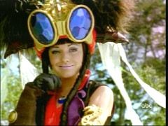 Marah from power rangers ninja storm