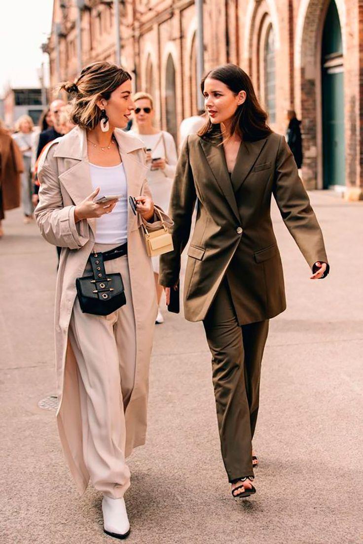 Outfits Minimalistas Y Cool De Invierno Para Cuando Estás Aburrida De Tu Ropa Y Del Frío