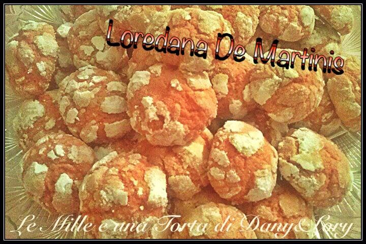 Condividi la ricetta...31RICETTA DI: LOREDANA DE MARTINIS INGREDIENTI: 3 uova, 200 g. di burro, 500 g. di farina, 1 bustina di lievito, 100 ml di alchermes, 1 bustina di vanillina, 200 g. di zucchero. Montare…