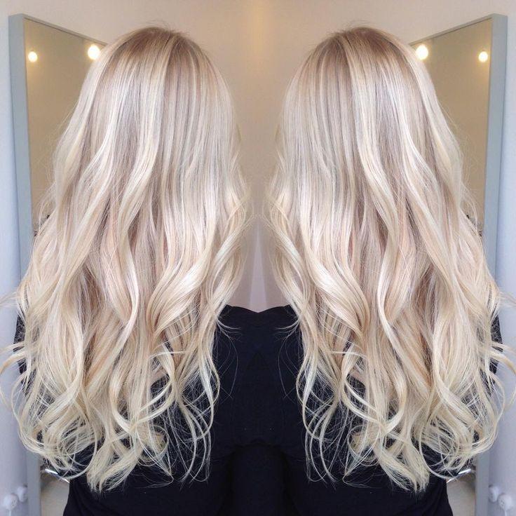 #beautiful #natural #balayage #blonde #longhair #g…