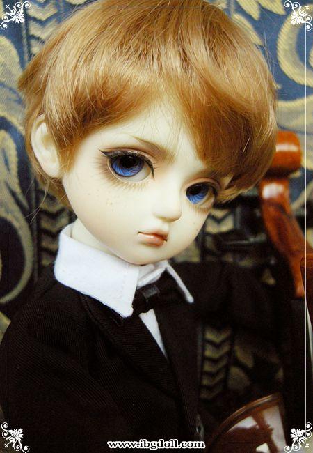 Shipping + send official makeup BG Loretta M version 1/6 BJD.SD male baby doll - Taobaofix beli ini bln depan