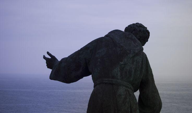 Statue Cinque Terre - JenPhotography