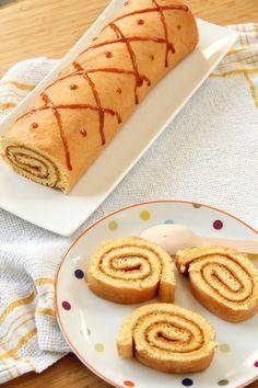 Recette gâteau roulé caramel beurre salé (via wonderfulbreizh.fr)