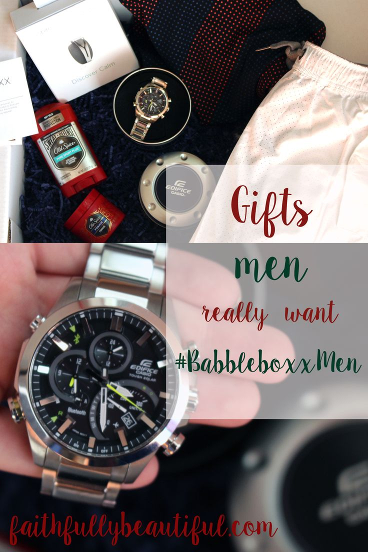 Gifts for Men, Christmas Gifts for Husband, Gifts for Dad, Cyber Monday deals for dad, Cyber monday deals, christmas gift for guy, gifts for men, casio watch, casio watches for men, fitness tracker #ad #BabbleboxxMen