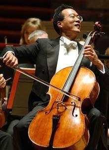 Yo-Yo Ma -- so generous with his talent !!