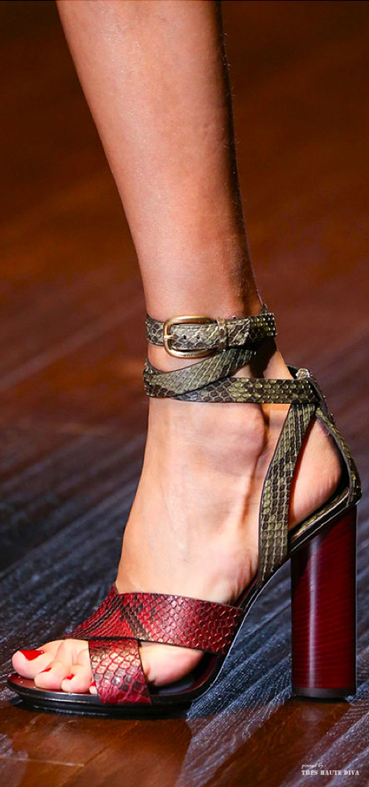 Exotic Skins   Gucci Spring Summer 2015 RTW detail   cynthia reccord   #impo