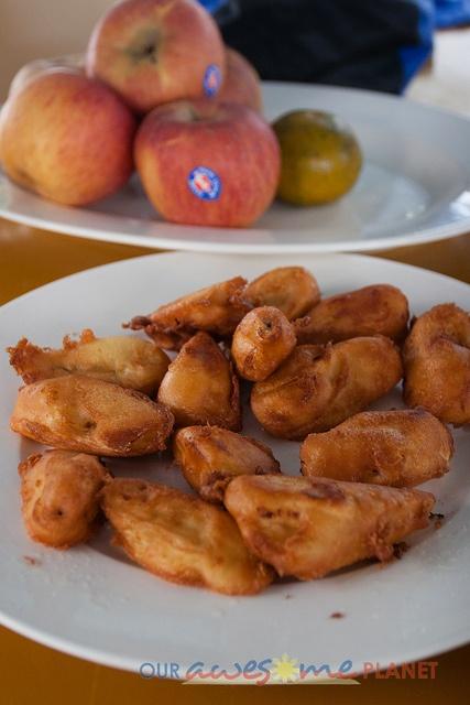 Pisang Goreng (Fried Banana!)