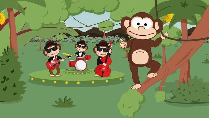 Mono loco Salomón - Canción Infantil