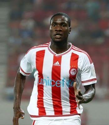 Ideye Brown Aide. Yenagoa. Nigeria.(1988). Επιθετικός. Από το 2015. (21 συμμετοχές 8 goals).