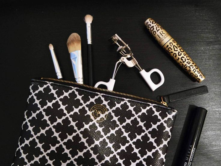 Make-up bag from By Malene Birger⎟STYLE NOTES