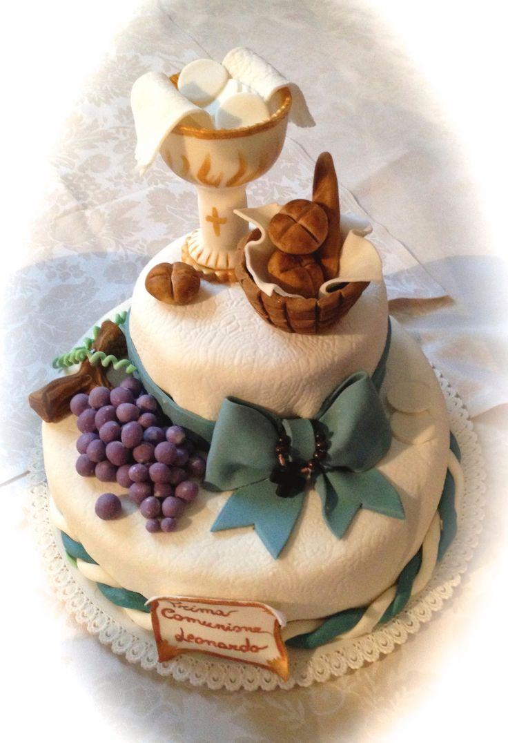 First Comunion Cake