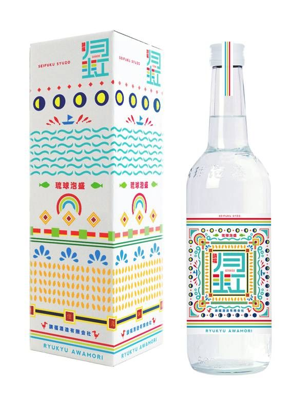 月虹 bottle #packaging