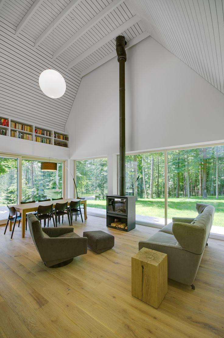 Gallery of House In Trakai / AKETURI ARCHITEKTAI - 2