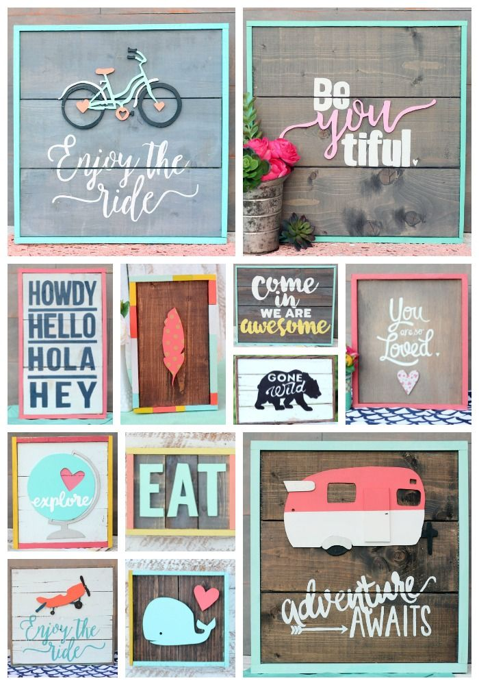 Wood Sign Design Ideas mother sign mothers day sign wall sign pallet sign wood sign Win A Handmade Sign With Custom Voice Of Color Paint