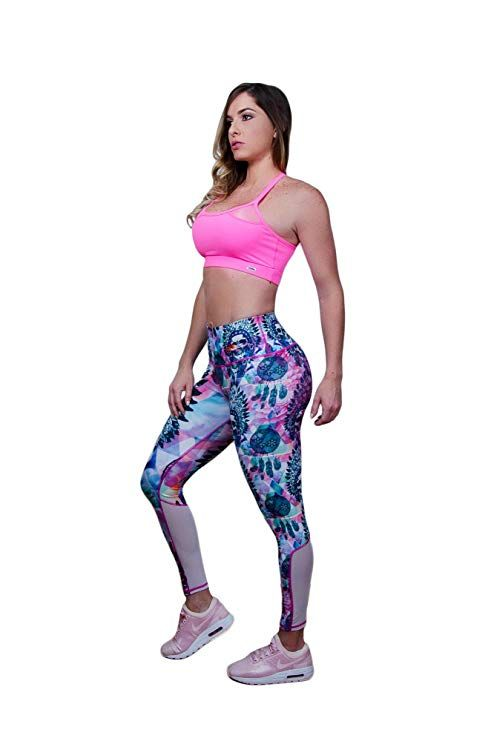 Leggings High Waist with Mesh for Women Activewear Gym