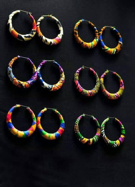 Kentè Loop earrings