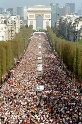 April 10th Paris Marathon!