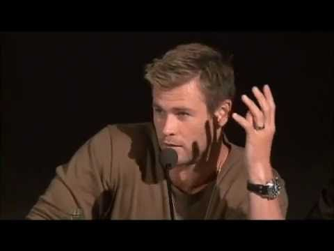 BLACKHAT talk with Michael Mann, Chris Hemsworth, Viola Davis, Tang Wei, Wang Leehom