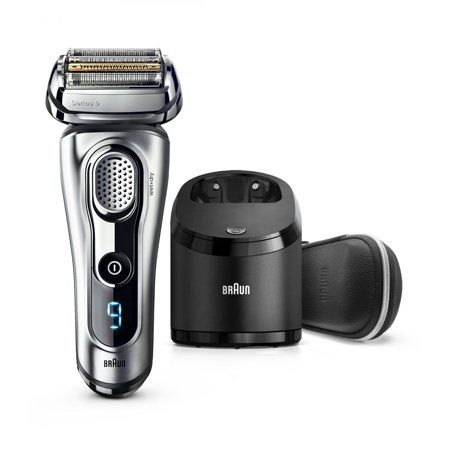 Braun Series 9 9290cc Men S Electric Foil Shaver Wet And Dry