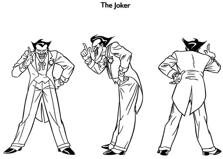 Pin by Jamilly Wallace on Desenhos Pinterest Bruce timm, Joker - sample cover sheet