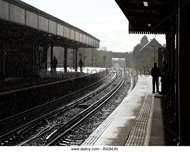 Rail Track And North And Uk Stock Photos & Rail Track And North ...