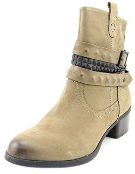 Gerry Weber Susann 11 Round Toe Leather Ankle Boot.