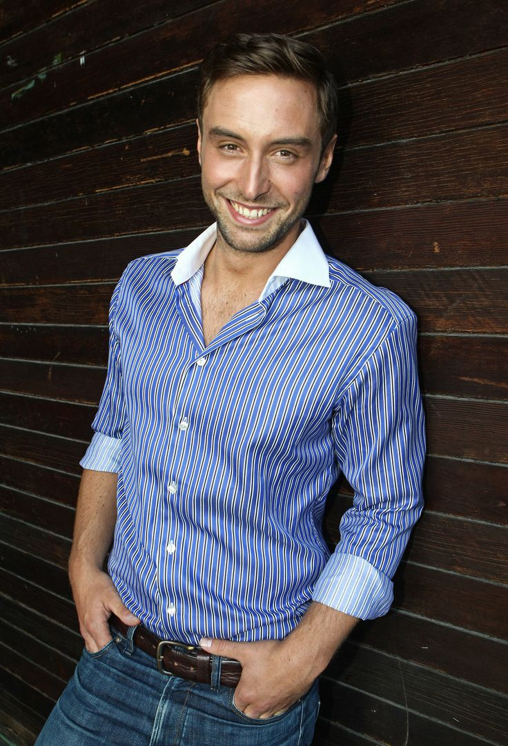 Måns Zelmerlöw  If you haven´t heard about Måns, try some of his music, he has a great voice.