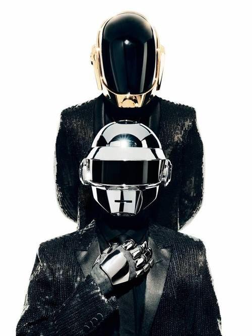 Daft Punk kinda night
