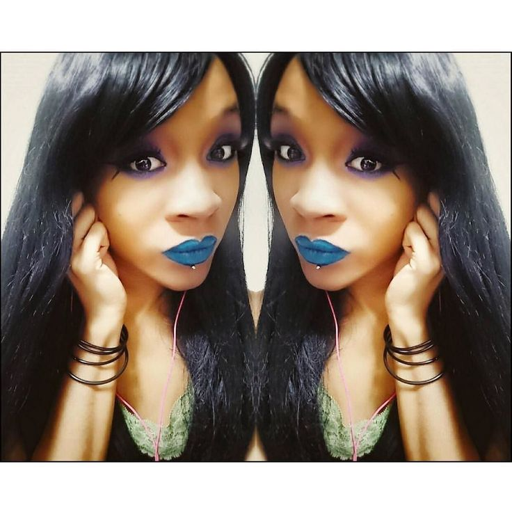 @neonairis0 Looks amazing and beautiful in Lush Wigs - The Dark  #lushwigs #wig #lushwigsthedark Lushwigs.com