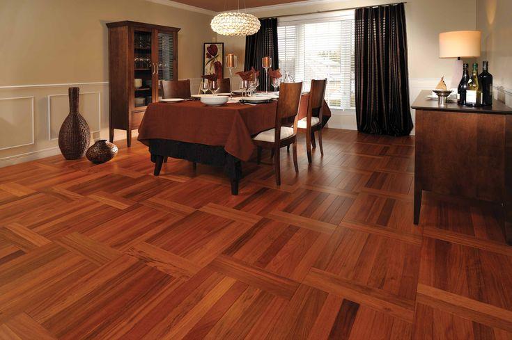 Mirage Herringbone Hardwood Flooring