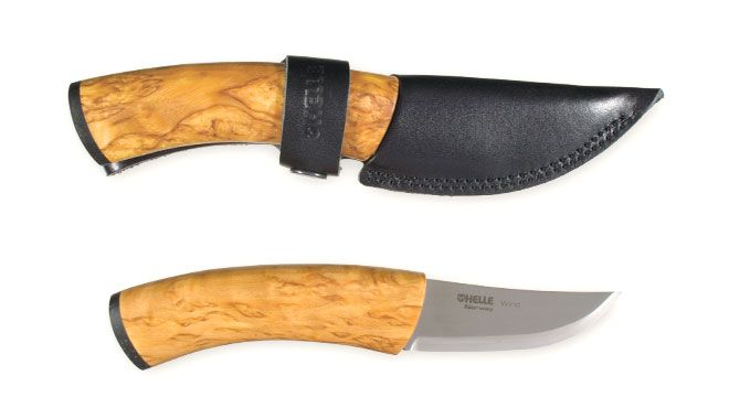 Helle Wind Knife - The Canadian Outdoor Equipment Co.