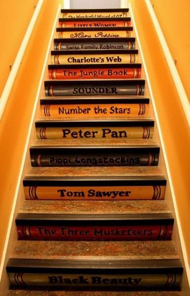 Basement stairs maybe, Harry Potter would definitely be in there. ♥                                                                                                                                                                                 Mais