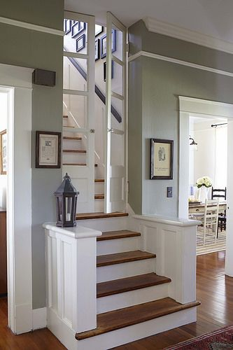 Staircase Big Ben : Best ideas about craftsman staircase on pinterest