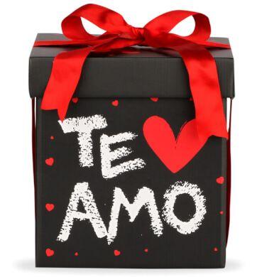 Regalo Caja con Oso de Peluche a domicilio en Monterrey Nuevo León. Regalos desde $290| Entregas el Mismo Día de 3 a 5 Hrs a todo México.