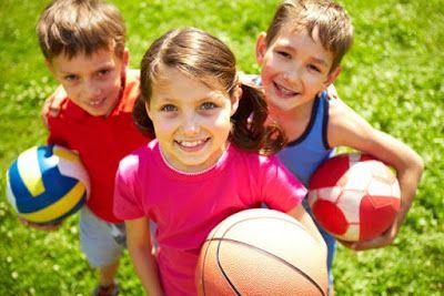 """Детский клуб """"KID FIT"""": Спорт и дети: в какую секцию отдать?"""