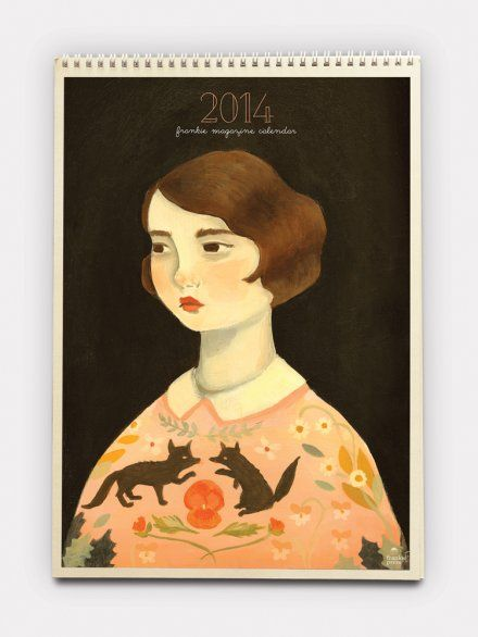 frankie calendar 2014