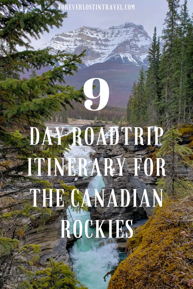 Canadian Rockies – a 9 day comprehensive guide