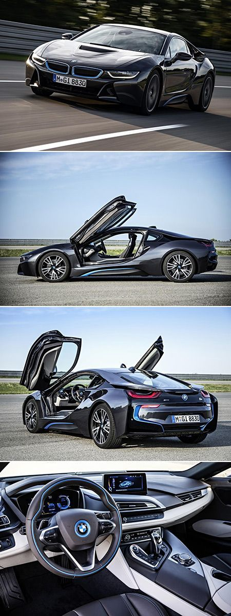 BMW i8 Mixed feelings about this... If someone could just give me one for a few years... I can then make up my mind ;)