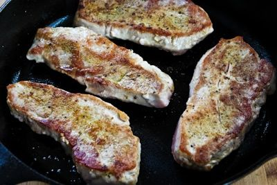 CrockPot Recipe for Salsa Pork Chops with Cumin, Garlic, and Lime