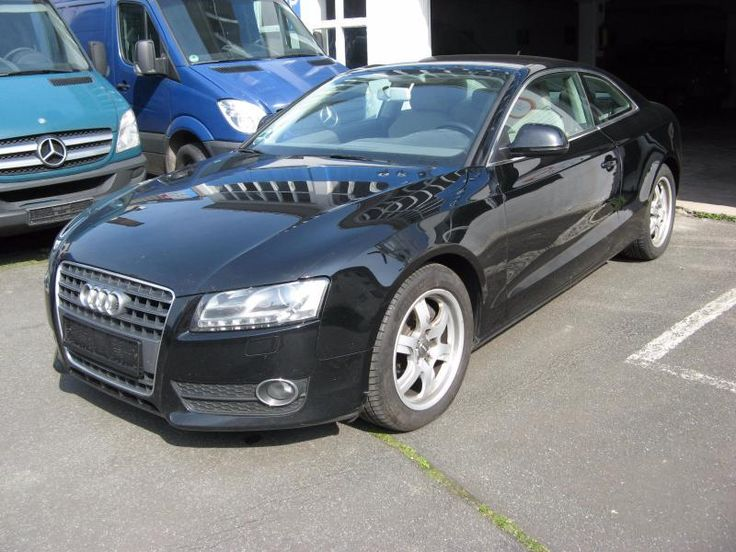 Audi A5 TDI DPF 2009