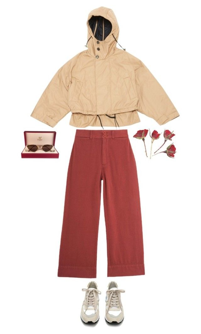 """My heart only gets bigger"" by vesleku on Polyvore featuring Marni, Cartier and Blanca"