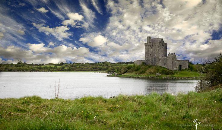 Dunguarie Castle , Ireland - OLYMPUS DIGITAL CAMERA