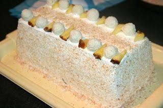 Miremirc - Tort cu ananas