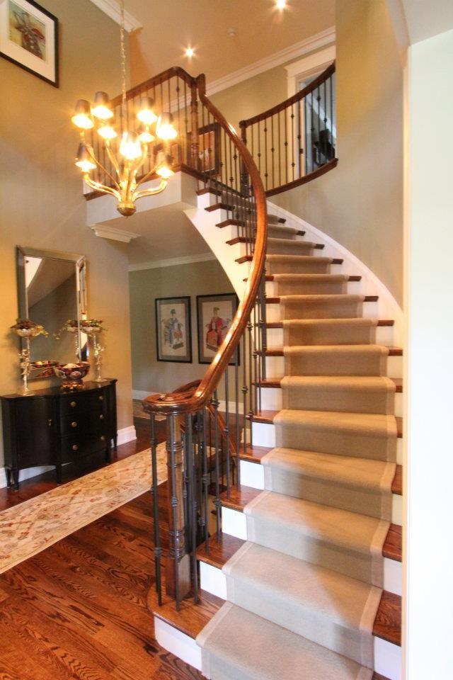 Amber Stairs u0026 Railings Curved 11 best