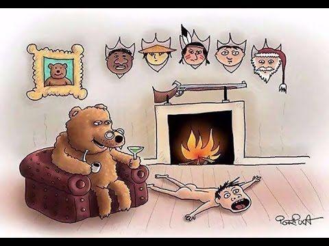 10 иллюстраций того как люди обращаются с животными