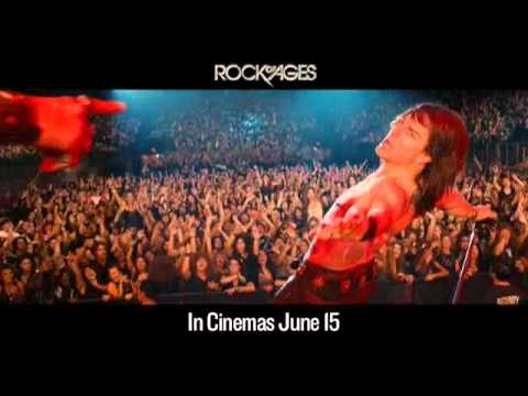 This year, the legends, the dreamers, and the music that put them altogether Rock of Ages (Movie) only in cinemas, June 15, 2012. Venue partner: Hard Rock Cafe.